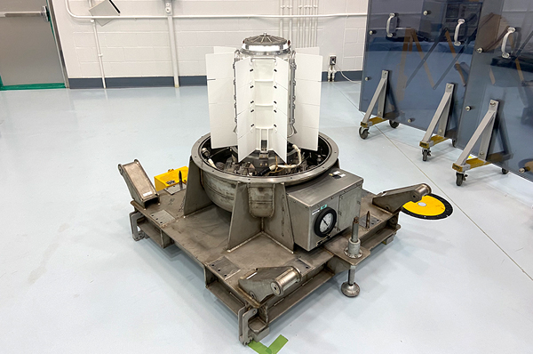 A Multi-Mission Radioisotope Thermoelectric Generator...the same nuclear system that will be used to power NASA's Perseverance rover when it safely arrives on the surface of Mars next Thursday, February 18.