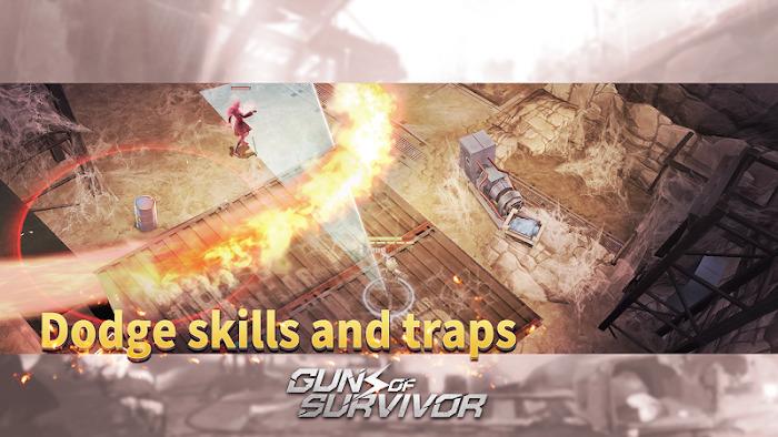 Guns Of Survivor - 0.2.6 - Mod Ammo