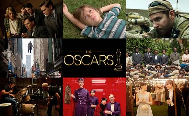 Oscar 2015   Todos os Vencedores de 2015
