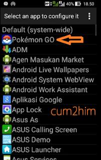 Cara Pakai GlTools Untuk Pokemon Go