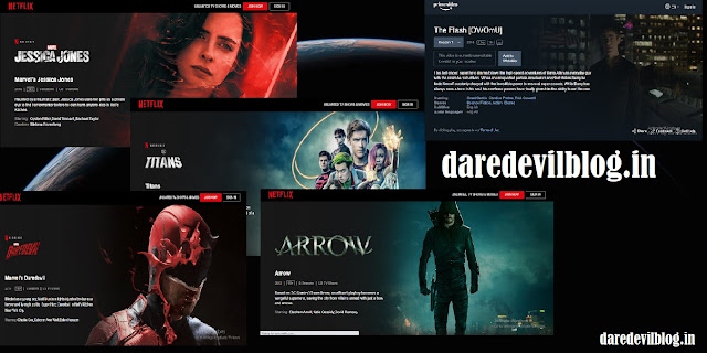 Top 5 Web series,DC Comics Web series,Top 5 Superhero TV series Rating,Superhero Web series In Hindi,Marvel Web Series,Movies/ Web Series,Timeline and episodes and seasons,