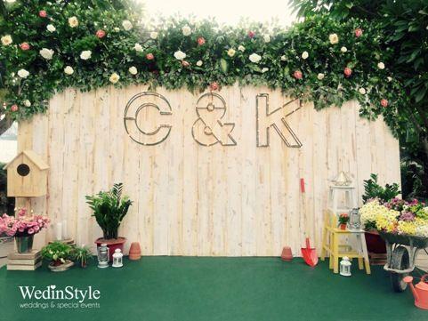 20+ ide photo booth pernikahan unik - fatiha decor
