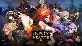 RustyHearts Heroes APK MOD High Damage