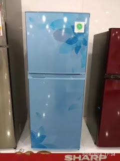 kulkas 1 pintu dan 2 pintu tidak dingin