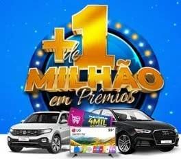 Promoção Jaú Serve Supermercados 1 Milhão → Participe Aqui ←