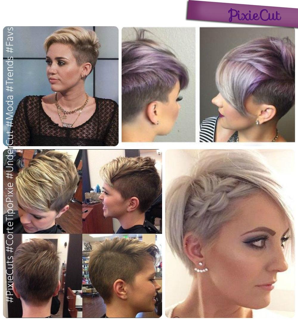 Trendalert Undercut Hairstyles Cortes De Pelo Con