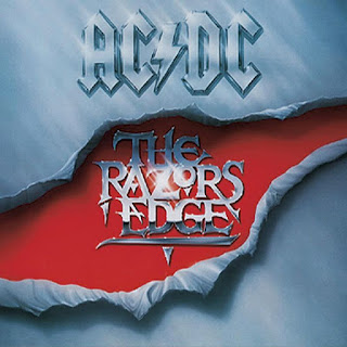 "AC/DC - ""The Razors Edge"""