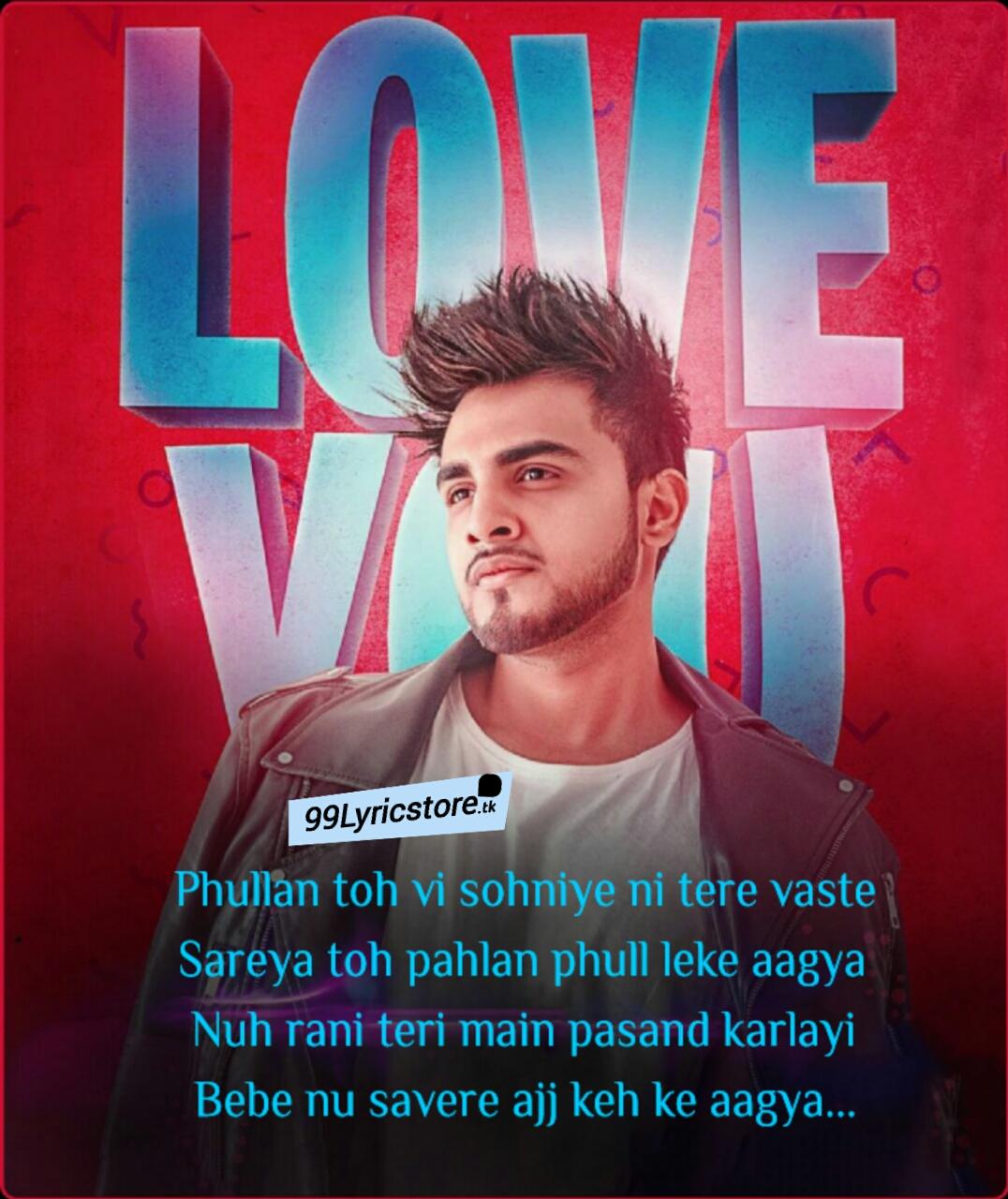 LOVE YOU LYRICS | ARMAN BEDIL | Valentines Day Special, latest Punjabi Songs Lyrics, Latest Punjabi Love Songs Lyrics , Love You Lyrics Armaan Bedil