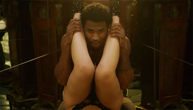 "Trey Songz Premieres ""She Lovin It"" Music Video"