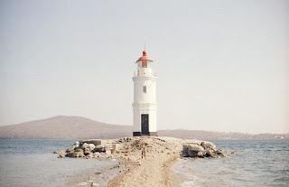 Faro blanco