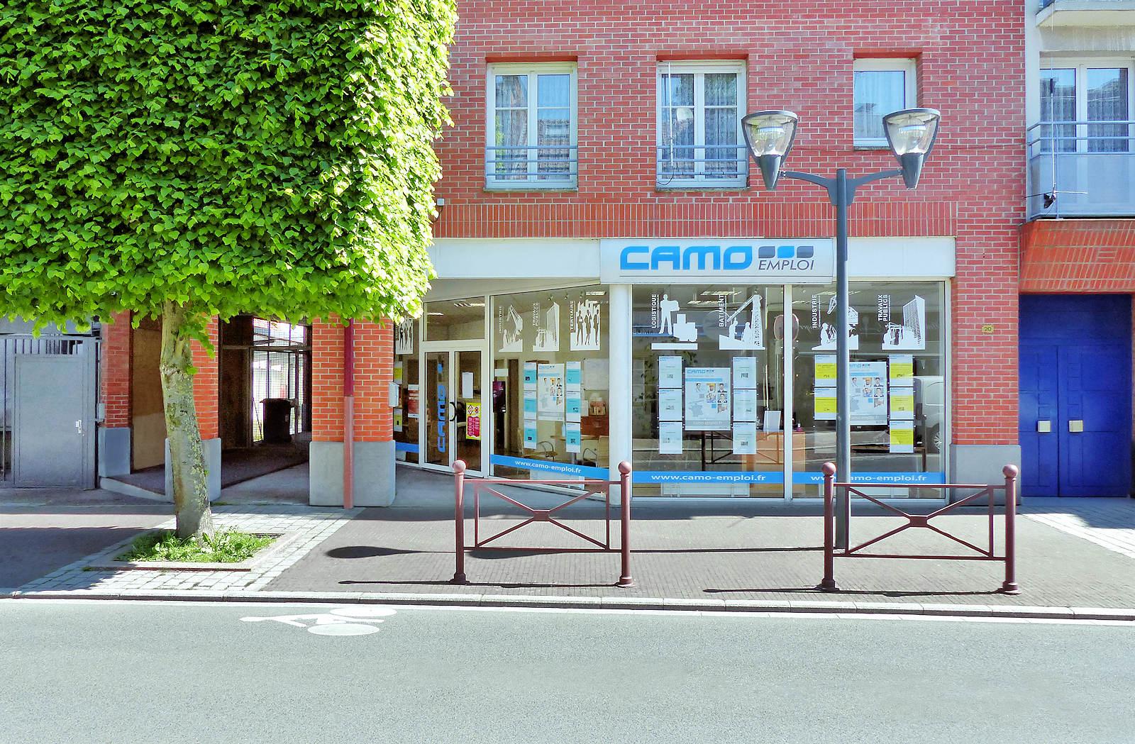 CAMO Emploi - Tourcoing, Rue de la Cloche.