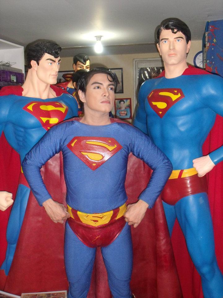 Herbert Chavez, Superman dari Filipina