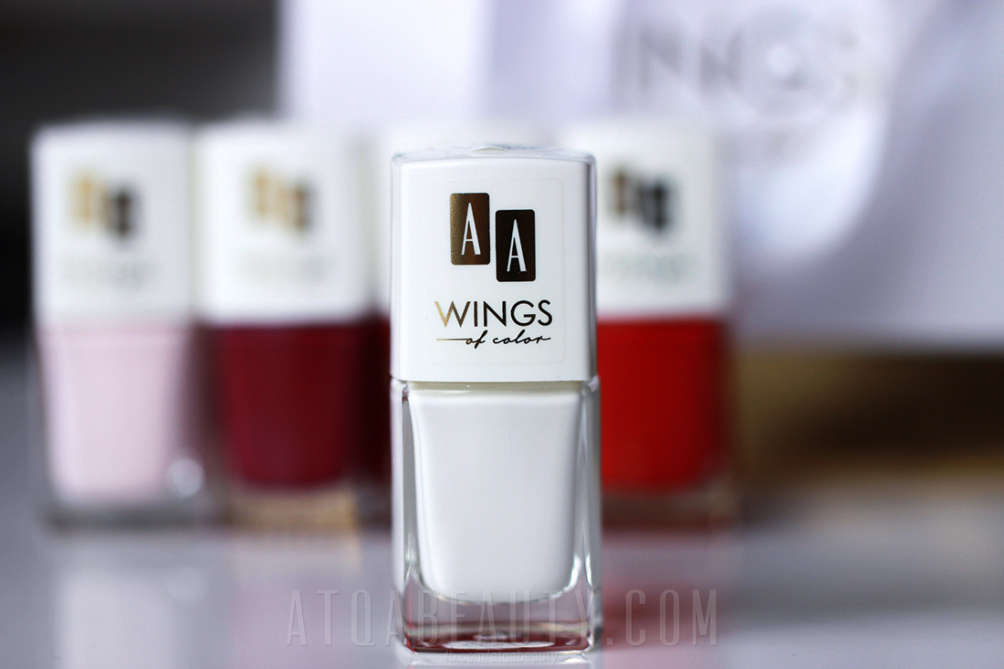 AA Wings of Color Oil Therpy 11 White Jasmin
