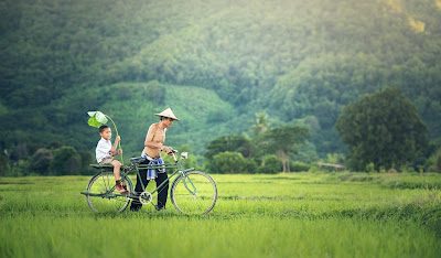 Manfaat Bersepeda Bagi Bumi dan Diri Sendiri