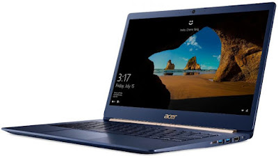 Acer Swift 5, Spin 5 and Switch 7 Black Edition 2-in-1 Laptops