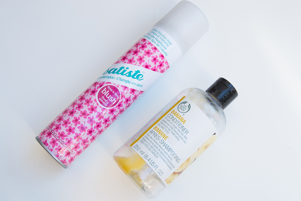 Productos acabados #29, Batiste, The Body Shop