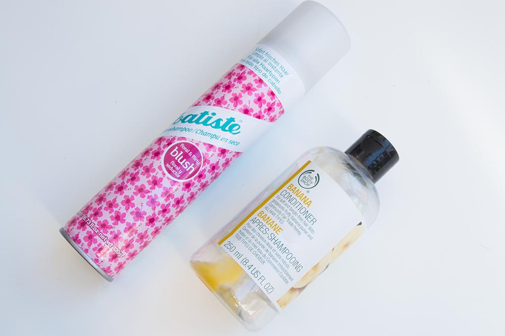 Productos acabados #29, Batiste, The Body Shop