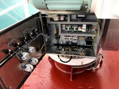 Электроприводы грузоподъемных устройств на судне - управление, режимы работы, требования
