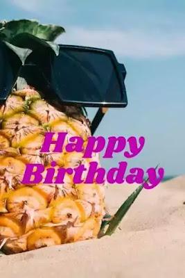 Happy Birthday Images Beach