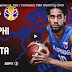 Gilas (Philippines) vs. Italy Live Streaming Coverage (FIBA World Cup 2019)