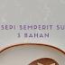 RESEPI SEMPERIT SUSU 3 BAHAN KONFIRM SEDAP!