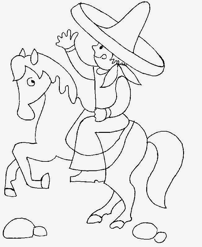 imagenes de la revolucion mexicana para dibujar faciles