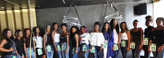 25 shortlisted for 2017 Miss Nigeria – Ghana!