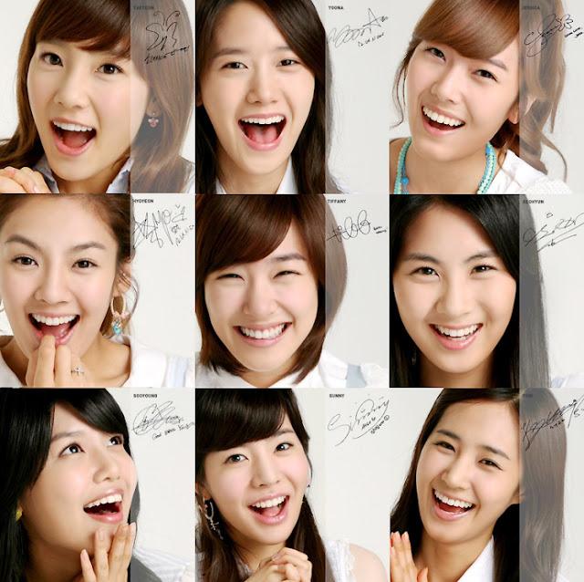 Profil dan biodata lengkap girls' generation (SNSD)