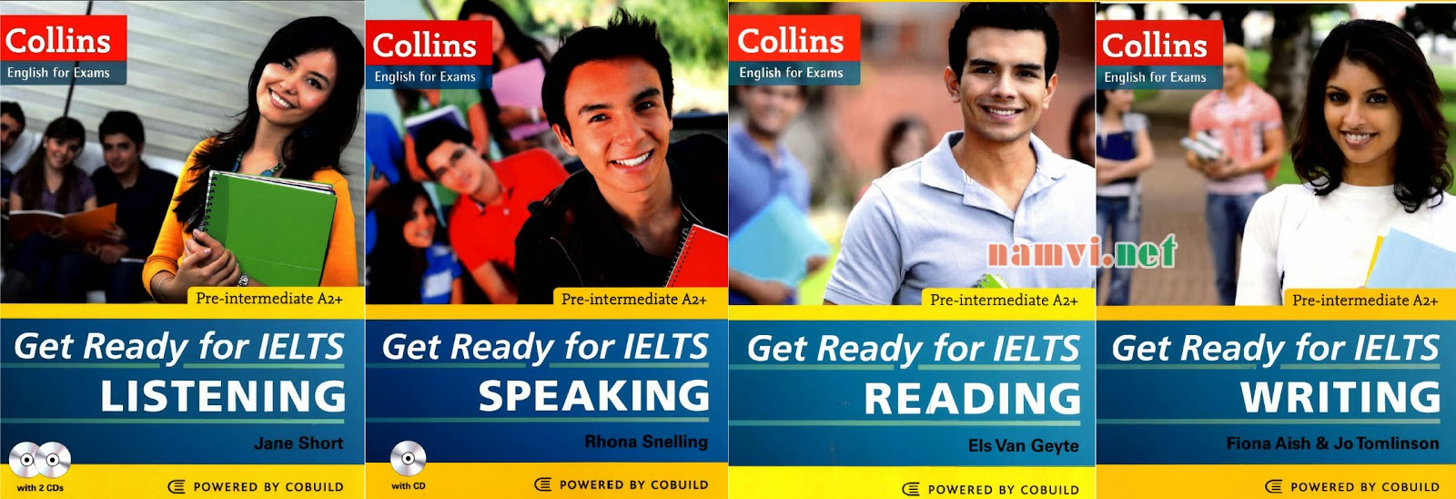 Get Ready for IELTS full