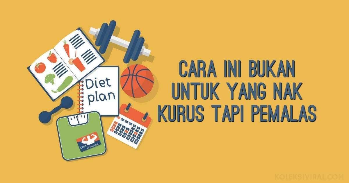 program diet sebulan untuk kurus