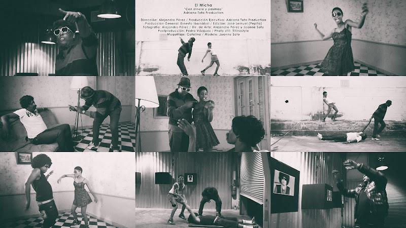 El Micha - ¨Con dinero y pasmao¨ - Videoclip - Dirección: Alejandro Pérez. Portal Del Vídeo Clip Cubano