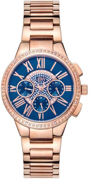 6d9ff8aa8 سعر ساعة نسائية من جي بي دبليو مرصعة بـ 16 الماسة ومطلية بالذهب، J6328B في السعودية  السعر : 801.46 ريال سعودي