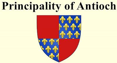 Medieval II: Total War ve Kingdoms Crusades Campaign: Antakya Prensliği (Principality of Antioch) ve Diğer Haçlı Şövalyeleri