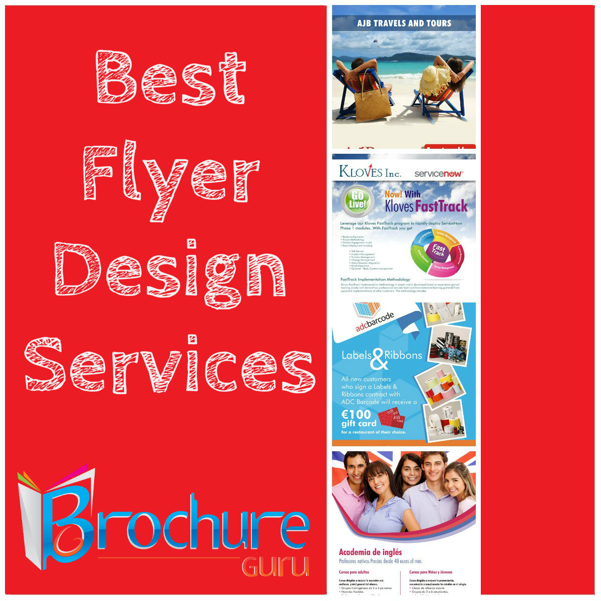 6 tips to achieve the best flyer design