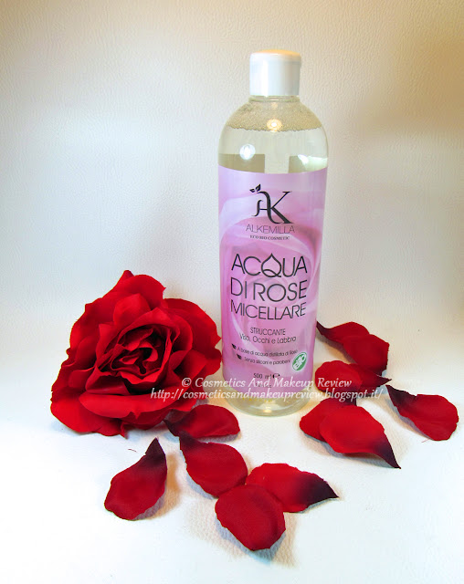 Alkemilla - Acqua di Rose Micellare