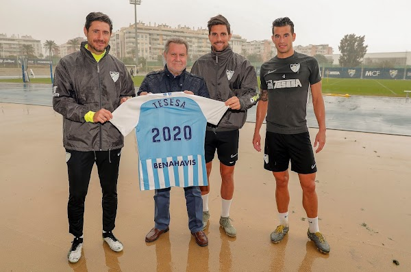 Tesesa y el Málaga CF seguirán ligados