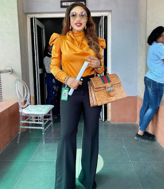 Tont Dike buys a new mansion in Abuja (Video)