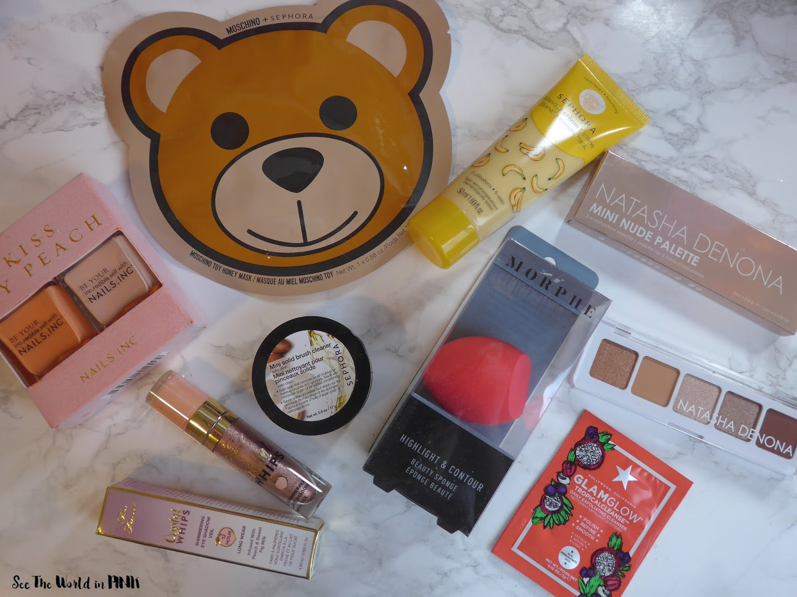 May 2019 What I Bought - Monthly Haul!