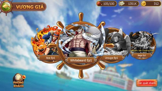 Liên Quân Hải Tặc: Game lấy đề tài One Piece cập bến Việt Nam 3