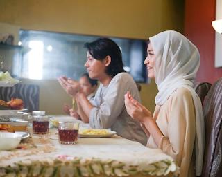 Doa Menjelang Berbuka Puasa Ramadan