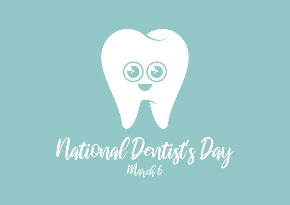 National Dentist's Day Wishes Beautiful Image