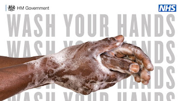 wash your hands 4 uk advice