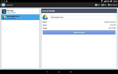FolderSync Android App APK