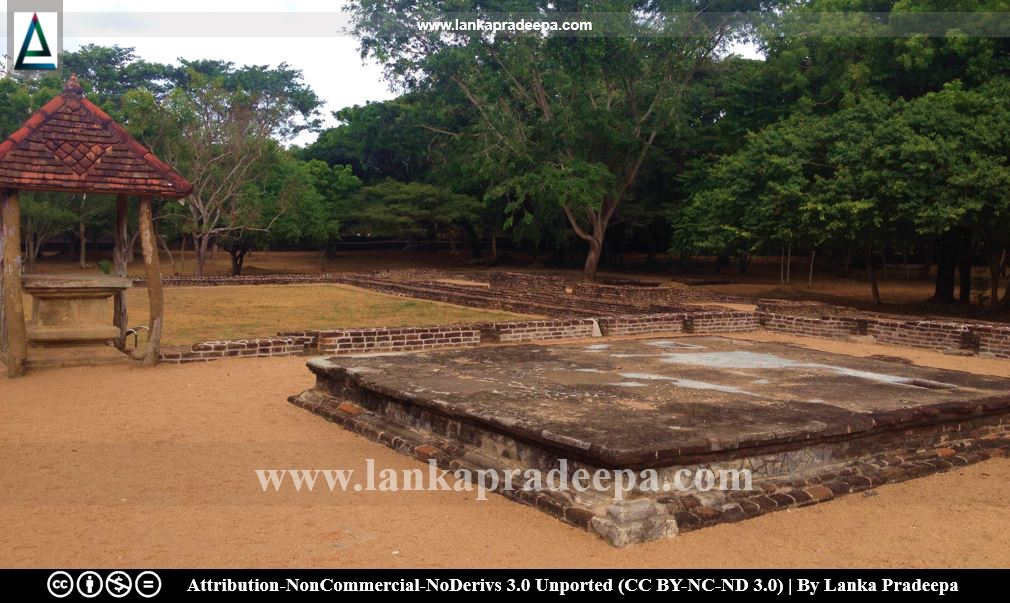 Panduwasnuwara Palace