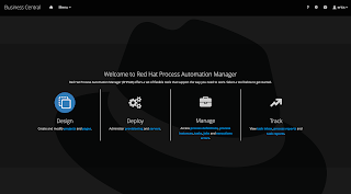 red hat process automation manager