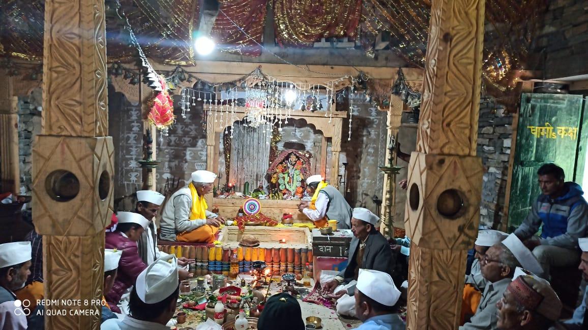 Badiyakot Bhagwati Mandir