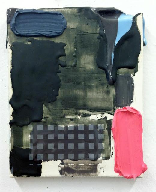 Untitled The Struggle, 2014.