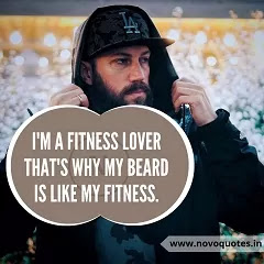 Beard Quotes in English