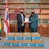 Imprensa Oficial comemora Dia do Livro doando mais de 340 exemplares para biblioteca da Ouvidoria da SSP