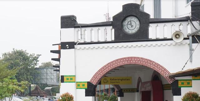 Akses Menuju Stasiun Terdekat dari Kota